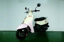 华田牌HT70T-41型两轮摩托车