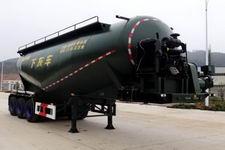 闽鹰9.9米31.5吨3轴下灰半挂车(FSY9400GXH)