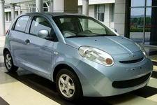 瑞麒牌SQR7001ELS18型纯电动轿车图片