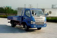 欧铃国四单桥货车107马力5吨(ZB1070LDD6F)