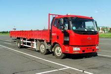 一汽解放國四前四后四平頭柴油貨車189-224馬力10-15噸(CA1190P62K1L7T3E4)