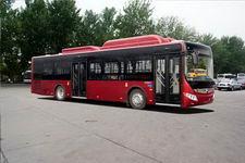 12米 10-44座宇通混合动力电动城市客车(ZK6125CHEVNG2)