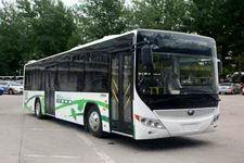 宇通牌ZK6125CHEVPG1型混合动力电动城市客车图片