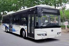 10.5米 10-40座宇通混合动力电动城市客车(ZK6105CHEVNG2)