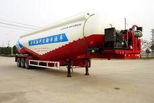 福田牌BJ9407GFL型低密度粉粒物料运输半挂车图片