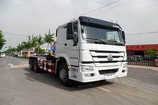 华星牌CCG5251ZXX型车厢可卸式垃圾车