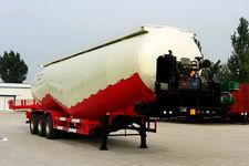 粱锋12米29吨3轴低密度粉粒物料运输半挂车(YL9407GFL)