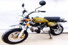 三鑫牌SX50Q-18D型两轮轻便摩托车图片
