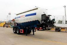 通亚达牌CTY9350GSJ型干拌砂浆运输半挂车图片