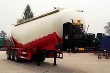 粱锋10.5米31吨3轴下灰半挂车(YL9400GXH)