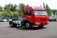 解放单桥平头柴油牵引车265马力(CA4163P1K2EA80)