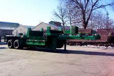 亚特重工10米15吨2轴铁水运输半挂车(TZ9230TTS)