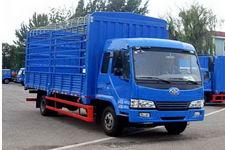 青岛解放国三单桥仓栅式运输车165-190马力5-10吨(CA5167XXYPK2L2EA80-1)