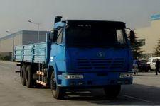 陕汽国三后双桥,后八轮货车271马力14吨(SX1255UM434)