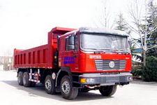 卓里-克劳耐前四后八自卸车国三290马力(SXL3315)