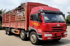 青岛解放国三前四后八仓栅式运输车245-284马力15-20吨(CA5311XXYP1K2L7T4EA80-1)