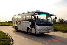 金龙牌KLQ6856E3型旅游客车图片