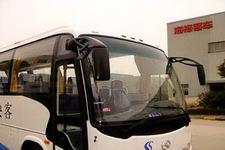 金龙牌KLQ6856E3型旅游客车图片2