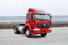 斯达-斯太尔单桥集装箱半挂牵引车336马力(ZZ4181N3611CZ)