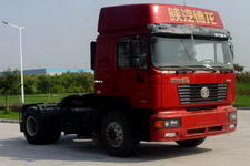 陕汽单桥牵引车345马力(SX4185NR351XC)