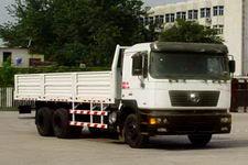 陕汽国三后双桥,后八轮货车271马力13吨(SX1255NN464)