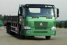 豪泺后双桥,后八轮货车267马力14吨(ZZ1257M4347C)