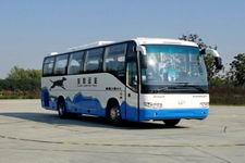 金龙牌KLQ6109QE3型旅游客车图片2