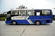 金龙牌KLQ6856E3型旅游客车图片4