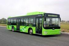 12米|24-40座黄海混合动力城市客车(DD6129HES11)