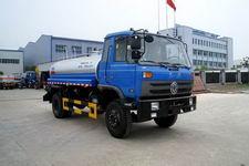 楚飛牌CLQ5125GSS3型灑水車具體射程