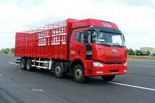 一汽解放国三前四后八平头柴油仓栅运输汽车284-314马力15-20吨(CA5310CLXYP66K2L7T4A2E1)