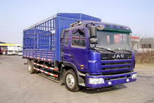 江淮格尔发国三单桥仓栅式运输车160-184马力5-10吨(HFC5162CCYK2R1HT)