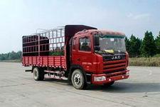 江淮骏铃国三单桥仓栅式运输车140-165马力5-10吨(HFC5161CCYK2R1HT)