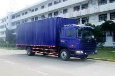 江淮格尔发国三单桥厢式运输车160-184马力5-10吨(HFC5162XXYK2R1HT)