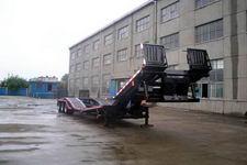 青专14米22.1吨3轴商用车辆运输半挂车(QDZ9320TSCL)