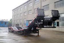 青专16米21.8吨3轴商用车辆运输半挂车(QDZ9321TSCL)
