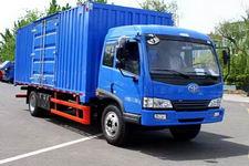 青岛解放国三单桥厢式运输车135-147马力5-10吨(CA5148XXYPK2L4EA80-3)