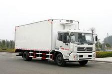 东风天锦箱长7.8米冷藏车