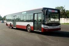 青年牌JNP6120GV型豪华城市客车图片