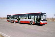 青年牌JNP6140GM型豪华城市客车图片