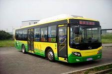 10.5米|24-40座五洲龙混合动力城市客车(WZL6100PHEVGEG3)