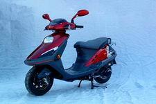 远大(YD)牌YD125T-9V型两轮摩托车