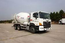 华建牌HDJ5256GJBGH型混凝土搅拌运输车