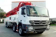 申星牌SG5431THB型混凝土泵车