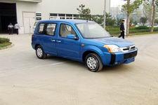 4.3米福田纯电动多用途乘用车