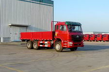 豪瀚国三后双桥,后八轮货车336马力15吨(ZZ1255N4346C1)