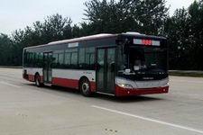 青年牌JNP6120GM型豪华城市客车图片