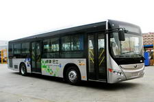 10.5米 10-36座宇通混合动力电动城市客车(ZK6105CHEVNG1)