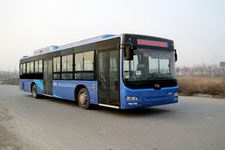 黄海牌DD6129CHEV2型混合动力城市客车图片2