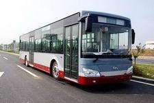 11.2-11.4米安凯混合动力城市客车